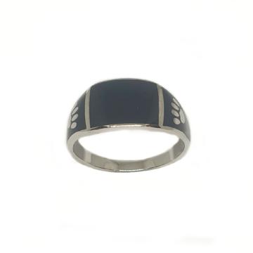 925 Sterling Silver Meenakari Ring MGA - GRS2154