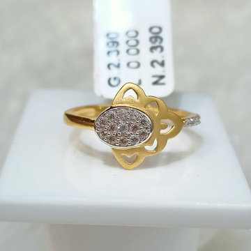 22 KT FANCY DESIGN RING by