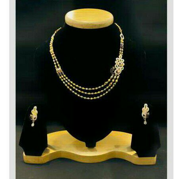 22kt 916 Gold Fancy Set by