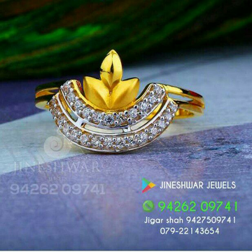 Fancy Cz Ladies 916 ring LRG -0330