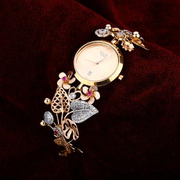 Rose Gold Ladies Watch-RLW29