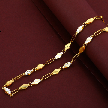 916 Mens Gold Chain-MTC56
