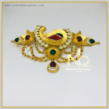916 Gold Antique Bajubandh NB-360