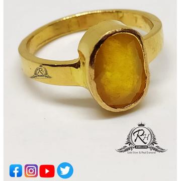 22 carat gold guru stone rings RH-GR394