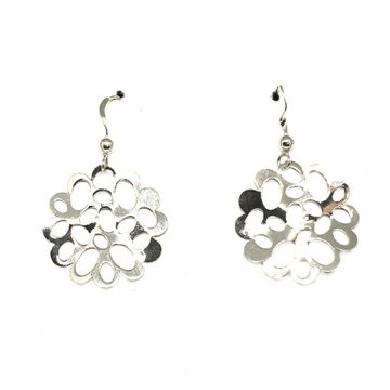 925 Sterling Silver Earring MGA - BTS0088