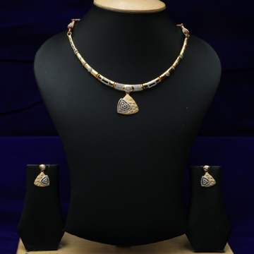 Necklace Set 916 CZS0027