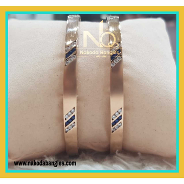 76 Gold Rose Gold Bangles NB-142
