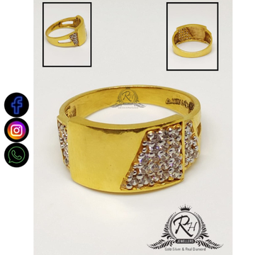 22 carat gold classical rings RH-GR478