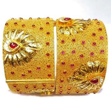 22k gold antique baloya mga - gp010
