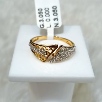 22 kt designer ring by