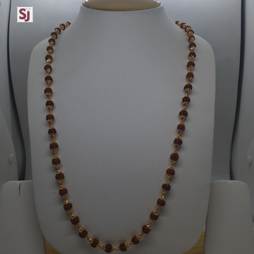 Rudraksh mala rmg-0039 gross weight-22.800 net weight-17.480