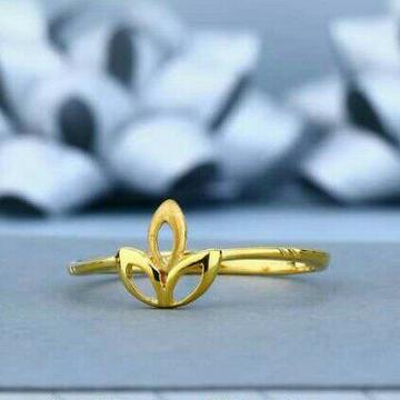 22ct Palin Casting Ring