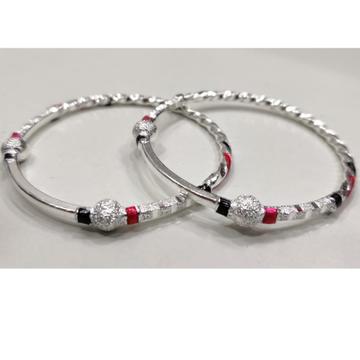 silver ladies bangles RH-LB664