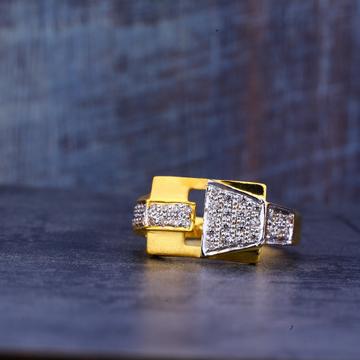 Mens Gold 22K Ring-MR434