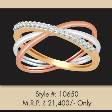916 Gold Fancy ring MJ-R001 by