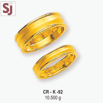 Couple Ring CR-K-92