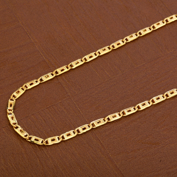 Mens 22K Gold Chain-MNC32