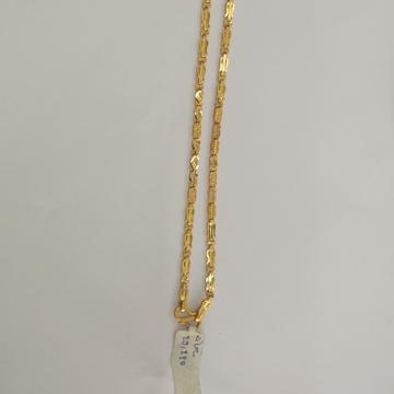 916 Gold Hallmarked chain EV0525