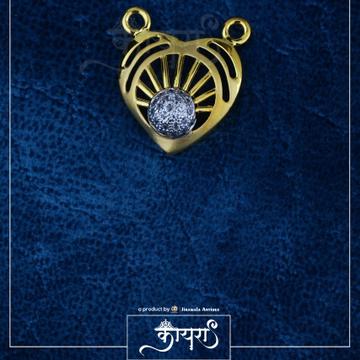 Mangalsutra pendant