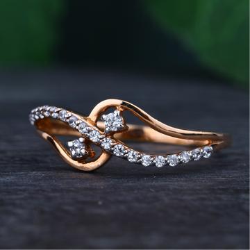 916 gold hallmark Trendy ring