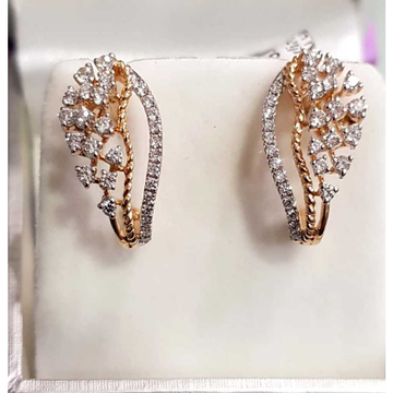 Real diamond earring RER/39