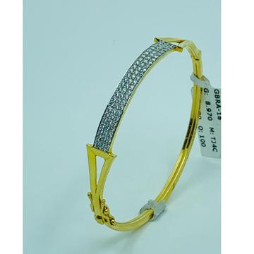 22ct gold bracelet simple design work by