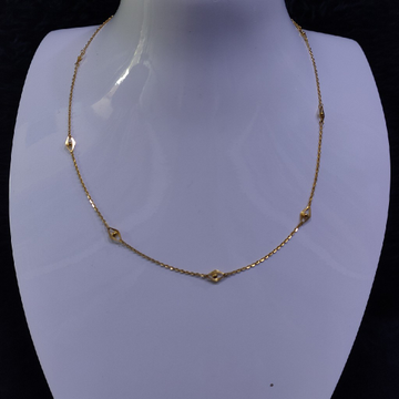 22KT/916 Yellow Gold Shaini Chain GCH-32