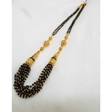 Dazzling Gold 916 Ladies Mangalsutra