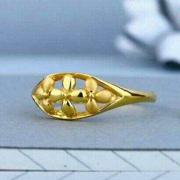 22ct Plain Casting Ring