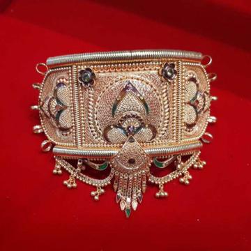 Gold Bajuband Desi by