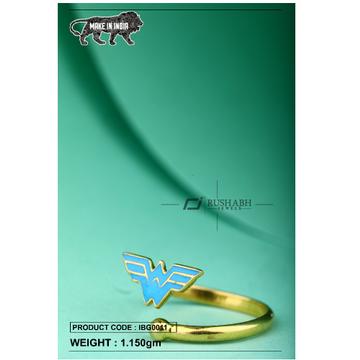 18 carat gold Kids ring ibg0011 by