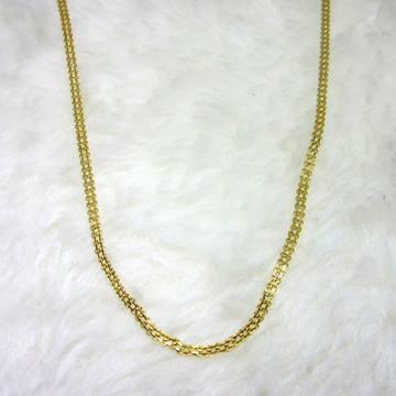 Gold reva Classic Chain