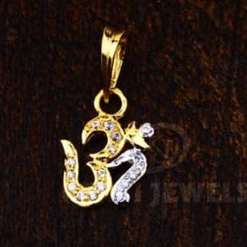 916 Gold Chain Pendal GP=-0014