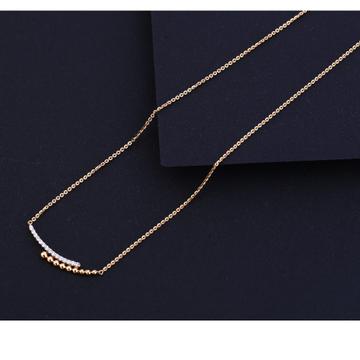 18KT Rose Gold Gorgeous Necklace Tanmaniya RTM218