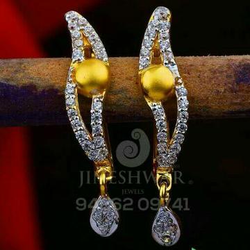 Fancy Cz Gold Turkey Bali Abg - 0040