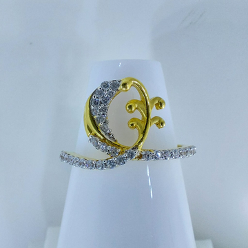 Ladies F.Ring (Gold) by