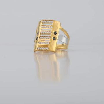 22KT/916 Yellow Gold Armaan Ring For Men