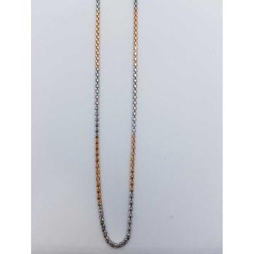 916 Gold Rhodium chain SJ-CHIN/4