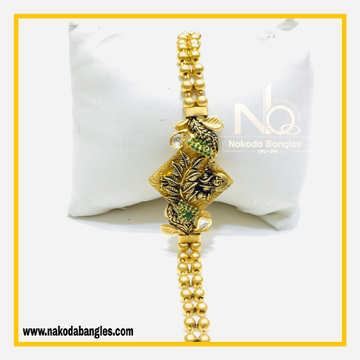 916 Gold Antique Bracelet NB - 565