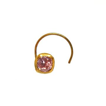 18K Gold Fancy Nosepin MGA - GN007