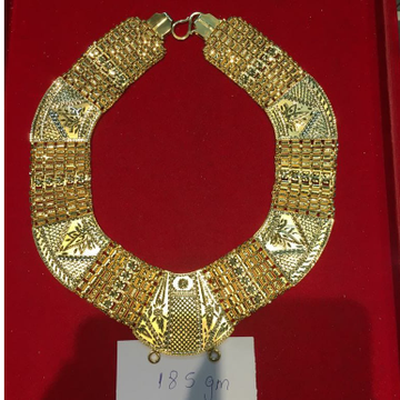 CHAIN [916 GOLD] by Shreeji Jewellers