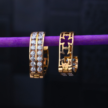 18KT Rose Gold Small Design Tops