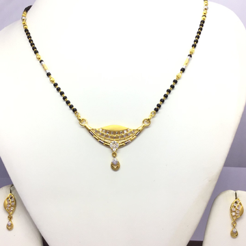 BRANDED FANCY GOLD MANGALSUTRA by