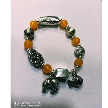 Bracelet by Shalibadhra Silver Jewellery