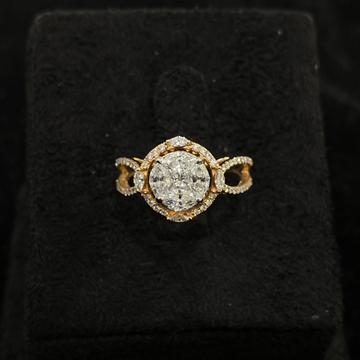 Solitare Diamond Ring