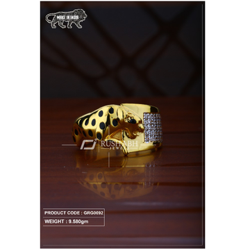 22 Carat 916 Gold Gents heavy ring grg0092