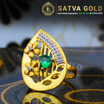 916 gold ring sgr-0045