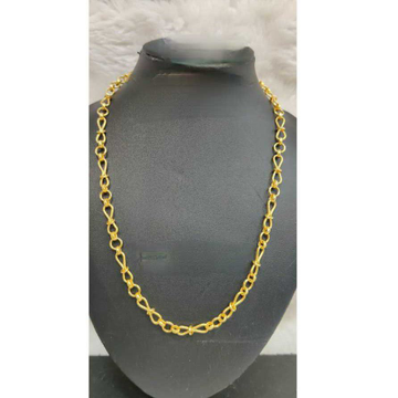 22k Gents Fancy Gold Indo Chain G-5620