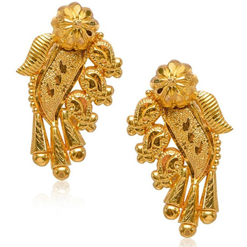 22 kt 916 gold earring by