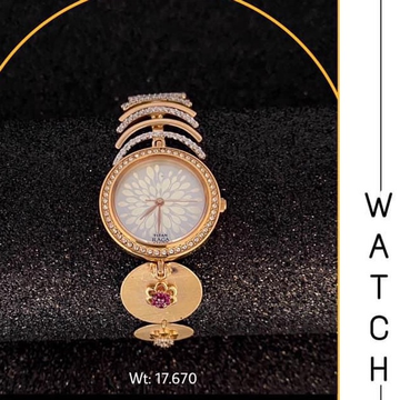 22Kt Gold Ladies Watch RH-LW46
